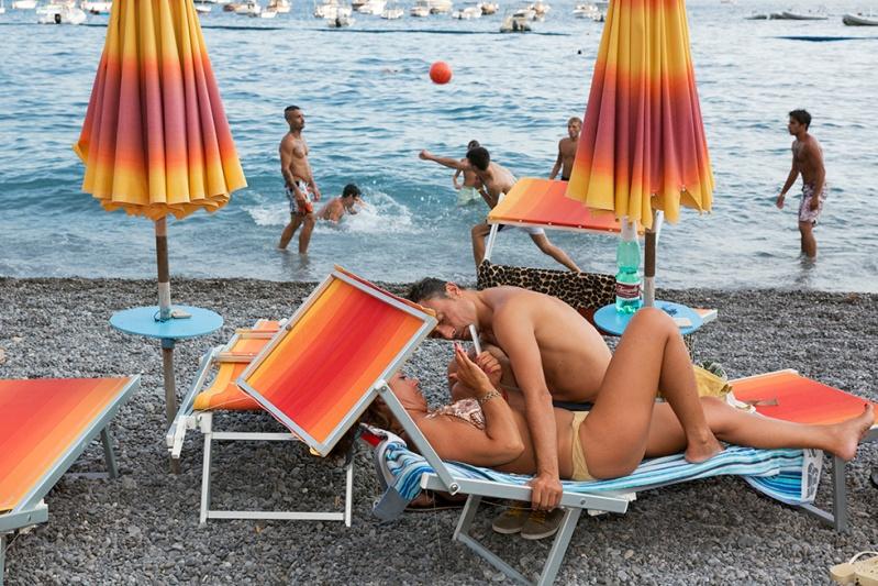ITALY. Positano. 2013.