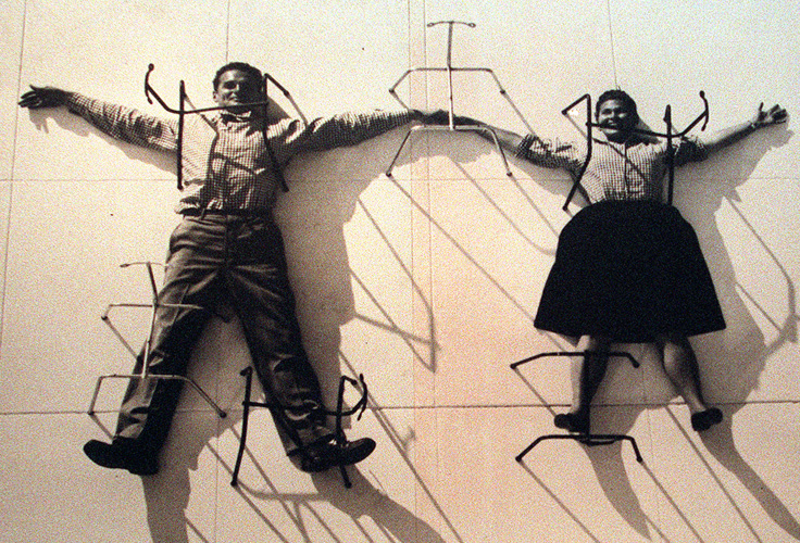 Charles (1907-1978) and Ray Eames (1912-1989)