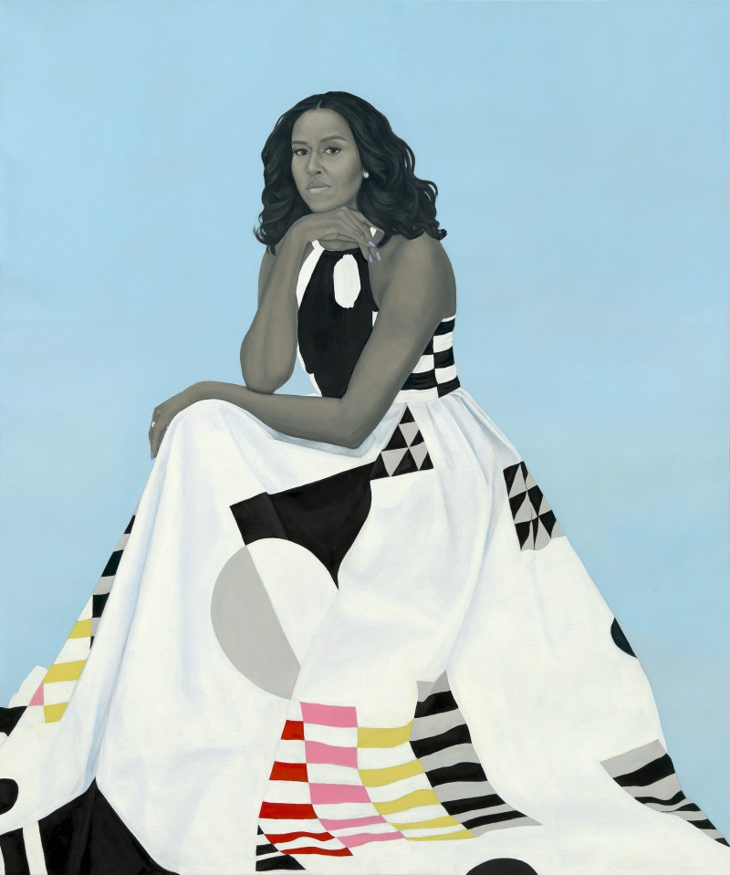 by Amy Sherald
