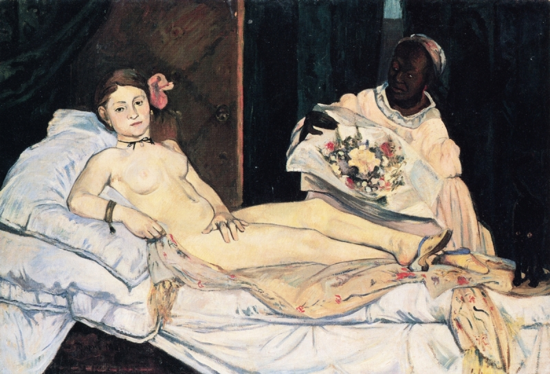 Paul_Gauguin_-_Copy_of_Manet's_Olympia